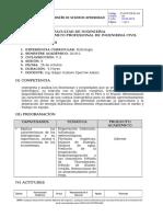 Hidrogramas - Trabajo de Investigacion