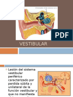 Neuronitis Vestibular Final