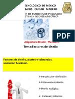 Presentacion 2 de Diseño Mecanico