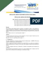 Modelo de Artigo APA ADM 2019 Final PT