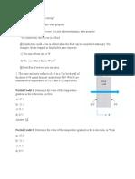 Heat Transfer test1 solution