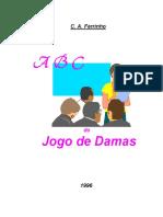 C. a. Ferrinho a B C. Do Jogo de Damas