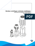 Instrucciones de Instalación y Funcionamiento DPV y DPLHS