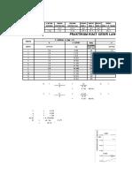 Tabel Praktikum Mektan Kelompok 2 s1 Ptb 2017 30112018