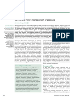 Currrent and Future Amangement in Psoriasis