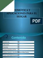 2! Domotica y Aplicaciones