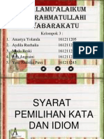 Ppt Tugas Bhs Ind