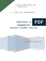 Cálculo 3 - Sánchez