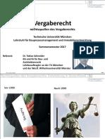 2017 - Rechtsquellen Des Vergaberechts