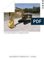 374d Hydraulic Excavator