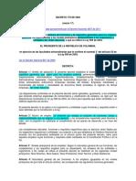 Decreto 770 de 2005