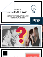 Natural Law Theory (1)