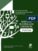 Ensinando multiplicação e divisão - 6º ao 9º ano.pdf
