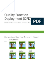 6. Quality Function Deployment (QFD)