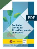 7. Sociedad Limitada. Creación y puesta en marcha (SRLCreacionPuestaEnMarcha).pdf