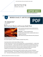 How the Stock Market and Economy Really Work _ Mises Institute