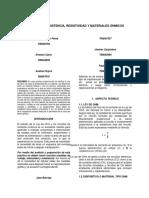 Laboratorio 4 (LEY DE OHM RESISTENCIA, RESISTIVIDAD Y MATERIALES ÓHMICOS ).docx