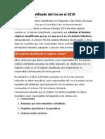 Régimen simplificado del Iva en el 2019.docx