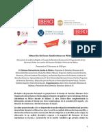 Cmdpdh Situacion de Fosas Clandestinas en Mexico
