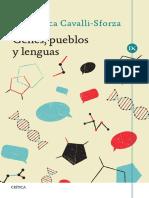 34701 Genes Pueblos y Lenguas