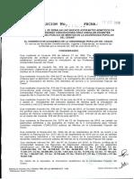 Resolucion 2417 11 Octubre 2016 Nuevos Aspirantes Admitidos en Marco Segunda Convocatoria Vincular Docentes Conscurso Publico Meritos en La Upc