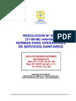 Resolucin N 35-96 Actualizada Pequeos Operadores