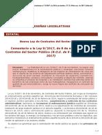 El Consultor de Los Ayuntamientos Nº 22_2017, De 30 de Noviembre