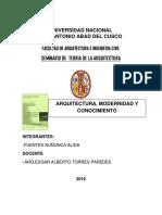 topogenesis SEMINARIO