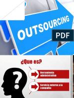 Outsourcing 3845