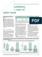 6715 Enzyme Solutions Lower the Cost of Safer Feed