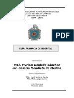 Guía de Farmacia de Hospital i Sem2018