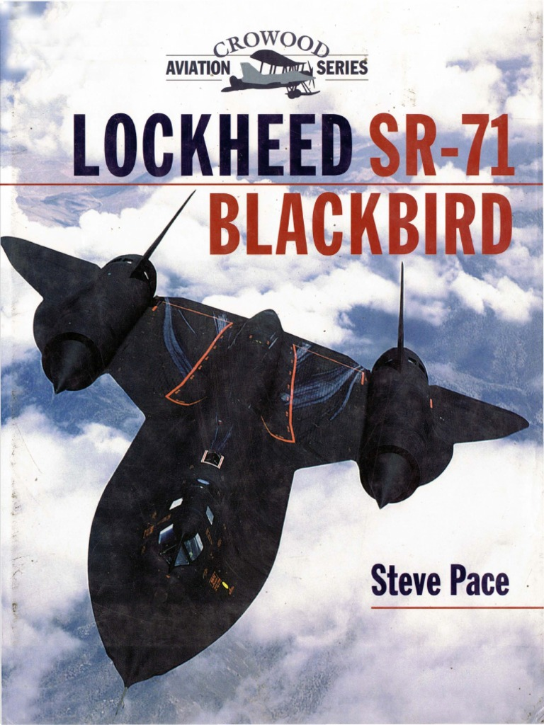 Lockheed Sr 71 Blackbirdpdf Lockheed Corporation