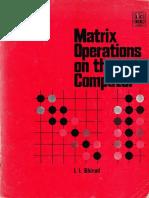 Matrix Operations on the Computer - LL Bhirud 275x210.pdf