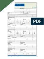 Formato de referenciación laboral