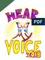 hear my voice  2018
