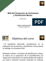 [0] MIN-364 2019-1 Introducción
