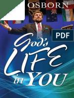 God's Life in You - T.L. Osborn