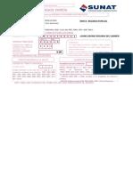 Formulario Para Pagar Renta -Reg.especial - Marzo 2019