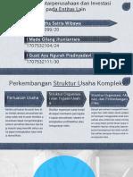 Materi 8 - Akuisisi Antarperusahaan Dan Investasi Pada Entitas Lain