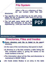 Linux File System New