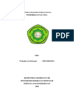 laporan sel LE.docx