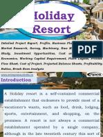 Resort Cum Hotel