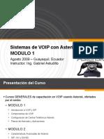 Sistema de VoIP Con Asterik
