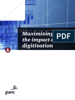 Strategyand Maximizing the Impact of Digitization