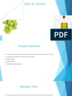 Grapeseed Oil PPT