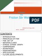 MECH Friction Stir Welding Ppt 15911A0391