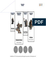 Orcus Paper Miniature | Dungeons & Dragons | Wizards Of The Coast