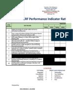 IPCRF Quality Computation