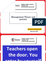 Management Theory and Practice - Chapter 1 - Session 1 PPT Dwtv9Ymol5