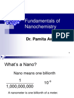 Nanochemstry